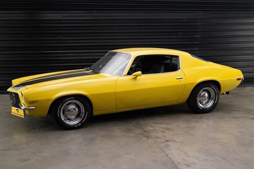 1971 Chevrolet Camaro Split-bumper