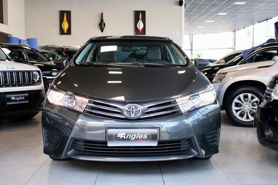 Toyota Corolla Gli Aut Bem Novinho Vem Conferir