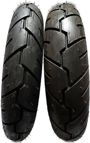 Par Pneu Michelin 3.50 10 E 100/90-10 S1 Suzuki Burgman 125