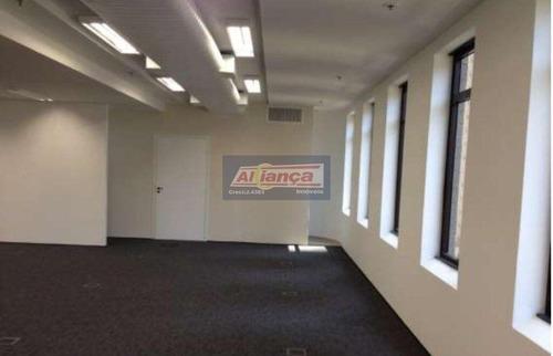 Sala Comercial À Venda, Cidade Monções, São Paulo - Sa0318. - Ai8328
