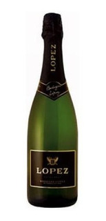 Champagne Lopez Extra Brut 750ml Atma Bebidas Tragos Almacen