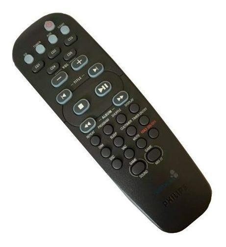 Controle Remoto Som Philips Fwm779 Fwm589 Fwm992 Fwc477