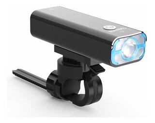 Lanterna Bike Usb 1200 Lumens Diant + Sinalizador Traseiro