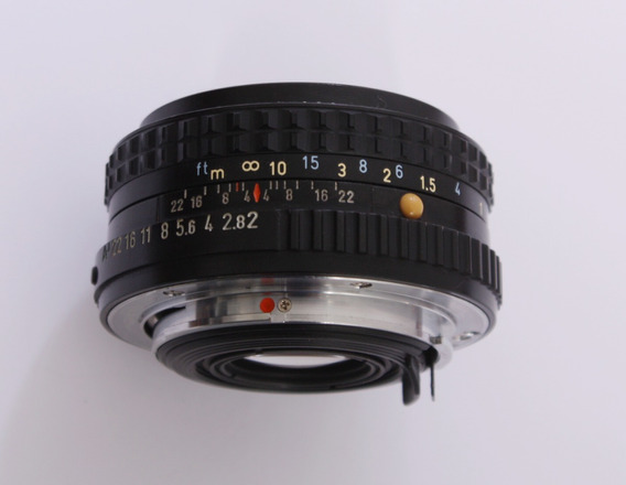 Lente Smc Pentax 1:2 50mm