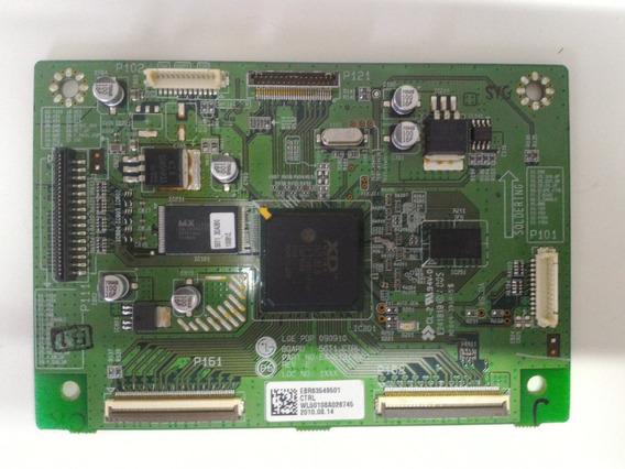 Placa Control Board Lg 50pj350 Eax61314901