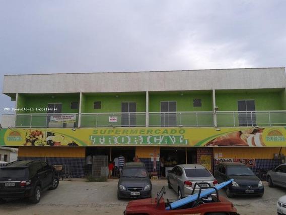 Apartamento Para Venda Em Arraial Do Cabo, Figueira, 2 Dormitórios, 1 Banheiro - Iv0125