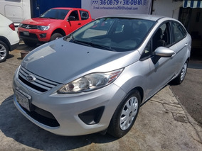 Ford Fiesta 1.6 S 5vel Sedan Mt 2011