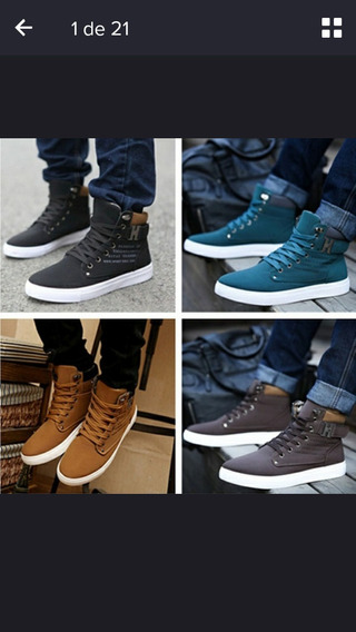 Tênis Masculino (shoe)