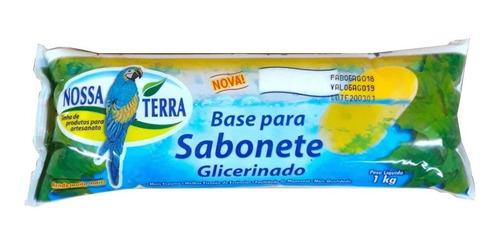 Glicerina En Barra Blanca Para Hacer Jabones Artesanales