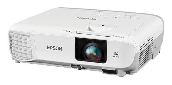 Proyector Epson Powerlite X39 Xga 3lcd 3500 Lum Hdmi Usb
