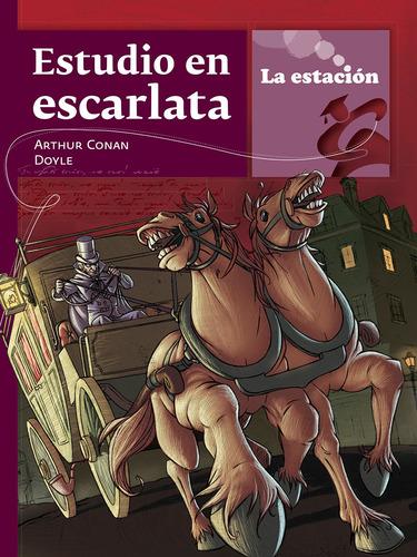 Imagen 1 de 1 de Estudio En Escarlata - Estación Mandioca -