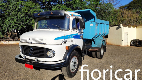 Mb 1113 1983/83 Caçamba 6mts