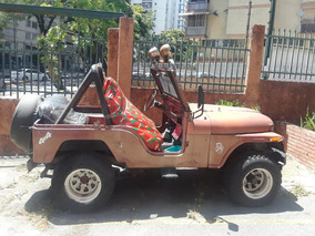 Jeep Cj5 Año 78