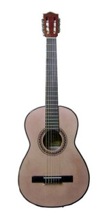 Guitarra De Iniciación Gracia Mod. M5 (color Rojo)