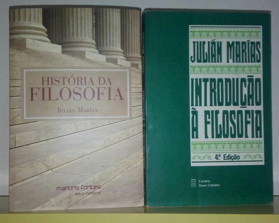 Julián Marías - Introdução E História Da Filosofia