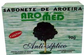 Sabonete De Aroeira Legitimo E Original