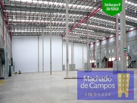 Imagem 1 de 12 de Galpão Para Locação Em  Guarulhos - Gl00555 - 2901563