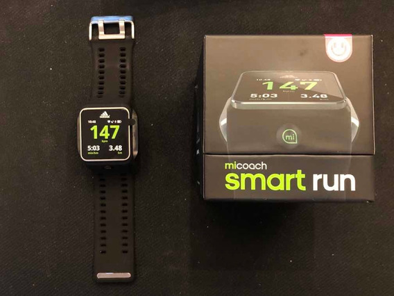 Imperdível! Relógio Esportivo adidas Micoach Smart Run