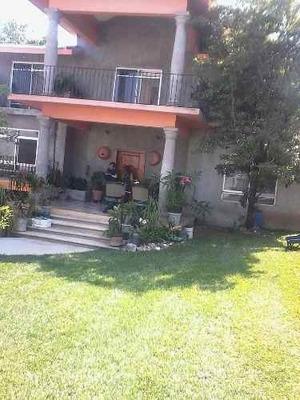 Casa Habitación En Venta, En Cuernavaca Morelos.