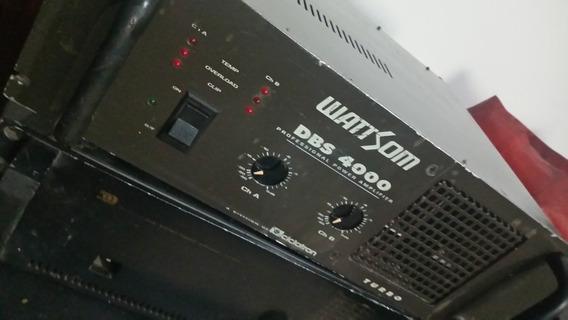 Potência Wattson Dbs 4000