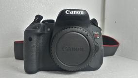 Canon T5i Completa 2 Baterias 2 Lentes 18 E 50mm Nova 3kclik