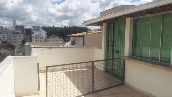 Cobertura Duplex Com 3 Quartos Para Comprar No Centro Em Divinópolis/mg - 4470