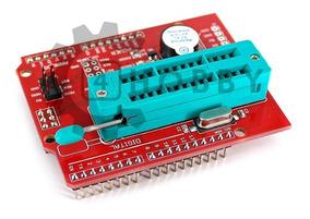 Programador Bootloader Avr Isp Shield Para Arduino *100233