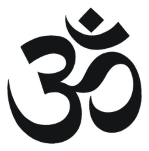 Vinilo Decorativo Símbolo Paz, Mandala, Yin Yang, 60x60cm
