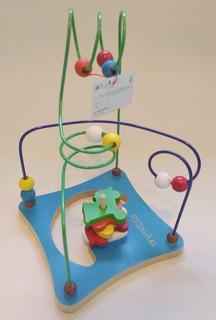 Prono 2 Vías Madera Motricidad Montessori Didáctico Autismo
