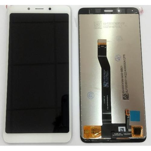 Pantalla Xiaomi Redmi 6a Cambio Display + Tactil En 30 Minut