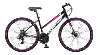Bicicleta Schwinn Kempo Hybrid Cuadro Aluminio Dama Rin 29