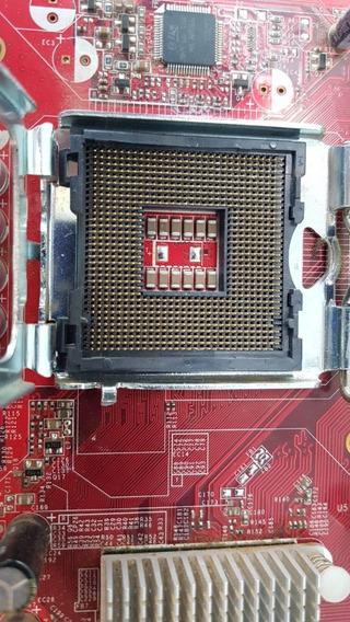 Placa Mãe Ddr2 Semp Toshiba N1996 775