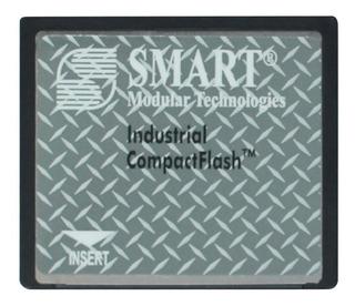 Cartão De Memória Industrial - Compact Flash - Smart - 2 Gb