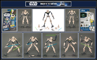 Star Wars General Grievous Cw Swargento!