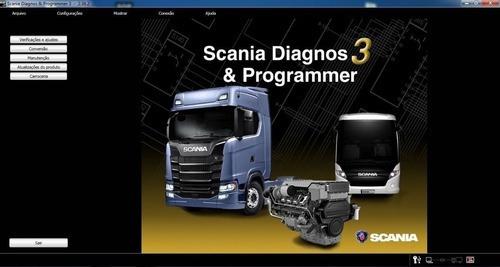 Scania Diagnos & Programmer 3 2.46.1