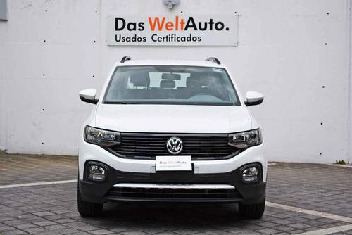 Imagen 1 de 13 de Volkswagen T-cross 2020 5p Trendline Ed Lanzamiento L4/1.6