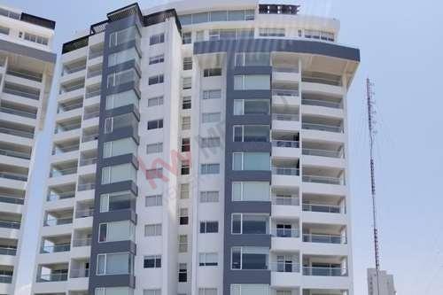 La Mejor Vista De Querétaro - Departamento En Cima Towers - Lomas Del Marqués