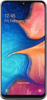 Celular Libre Samsung A 20
