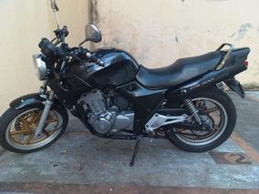 Cb 500 2002 Preta
