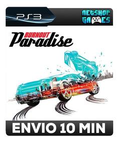Burnout Paradise - Psn Ps3 - Envio Imediato