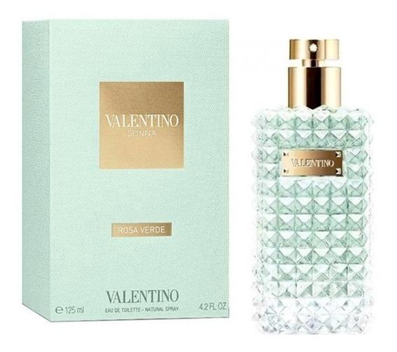 Perfume Valentino Donna Rosa Verde Edt 125ml