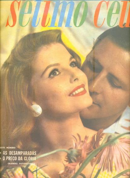 *sll* Revista Sétimo Céu N. 1 Fotonovela Ano. Abril De 1958