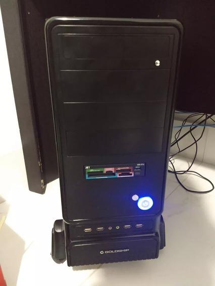 Desktop Core I7, 12gb Mem. Ram, Hd 2tb, Dvd, Wifi, Bluetooh