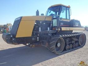 Tractor Agrícola De Orugas Challanger Ch85d De 370 Hp