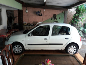 Renault Clio 1.0 16v Authentique Hi-flex 5p 2007