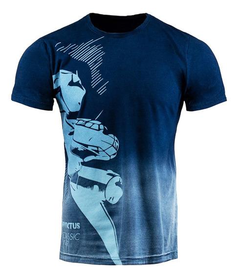 Camiseta Masculina T-shirt Aviação Invictus Flight Algodão
