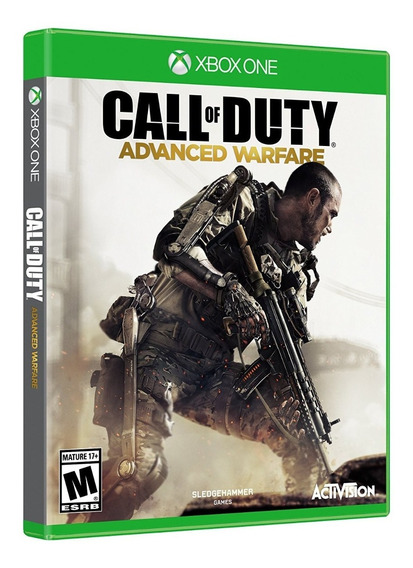 Call Of Duty: Advanced Warfare Xbox One Nuevo