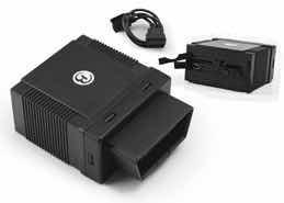 Gps Rastreador Veicular Com Conexão Obd Tk306.b Powerpack