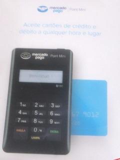 Máquina De Cartão De Crédito E Debito