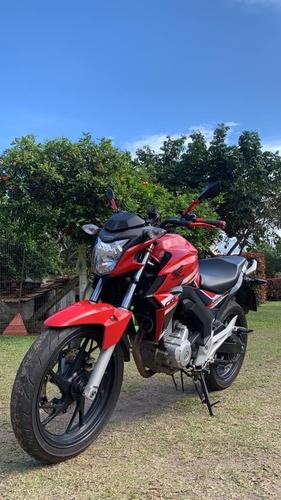 Imagem 1 de 2 de Honda Cb Twister 250cc